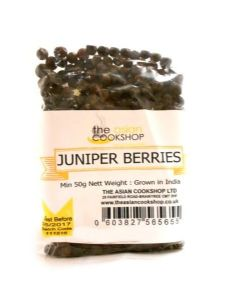 Juniper Berries | Buy Online at the Asian Cookshop